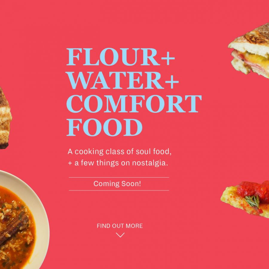Comfort Food | Coming Soon