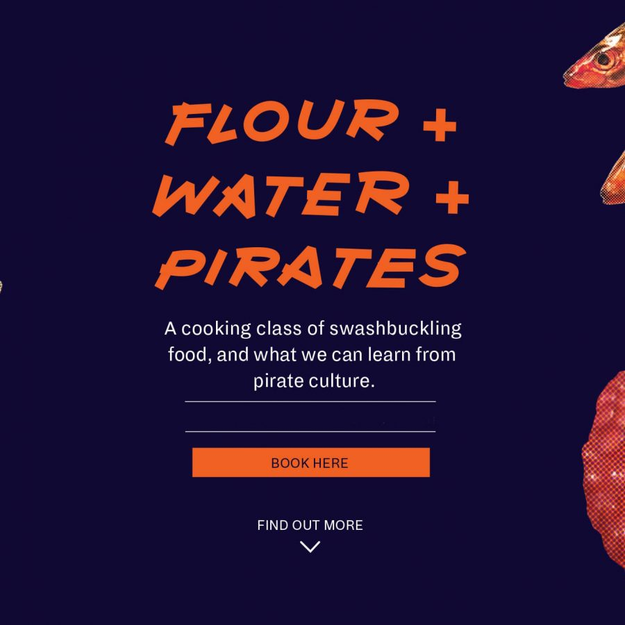 Pirate Food | Coming Soon