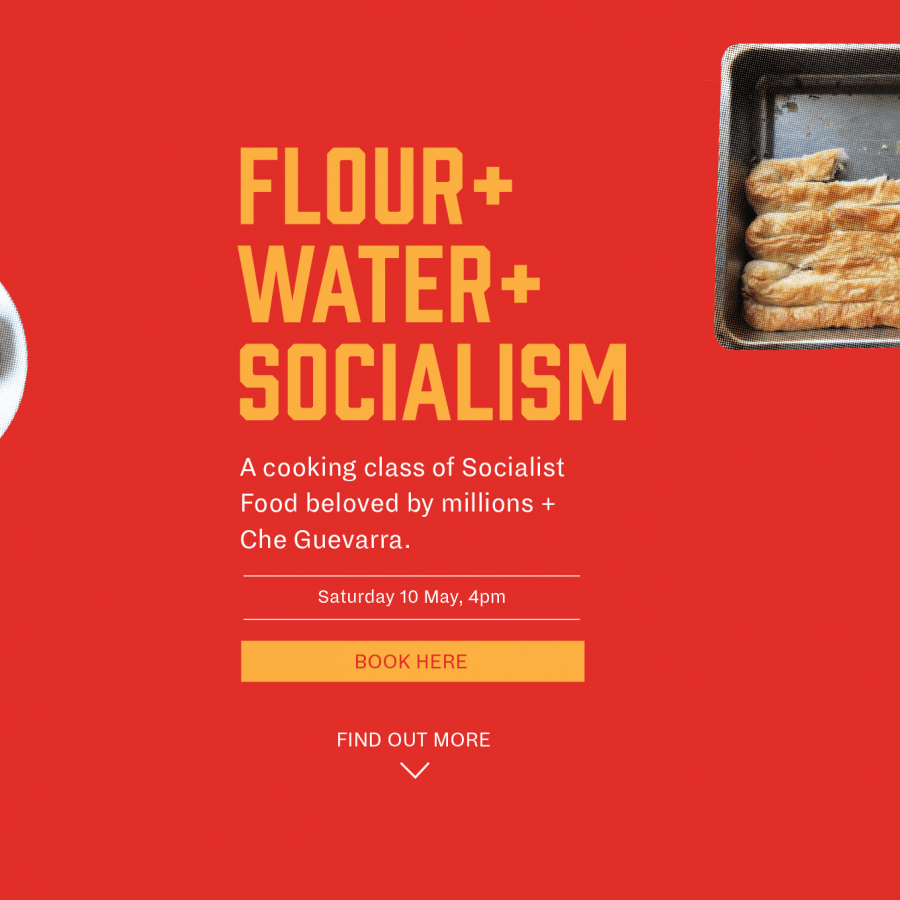 Socialist Food | Coming Soon