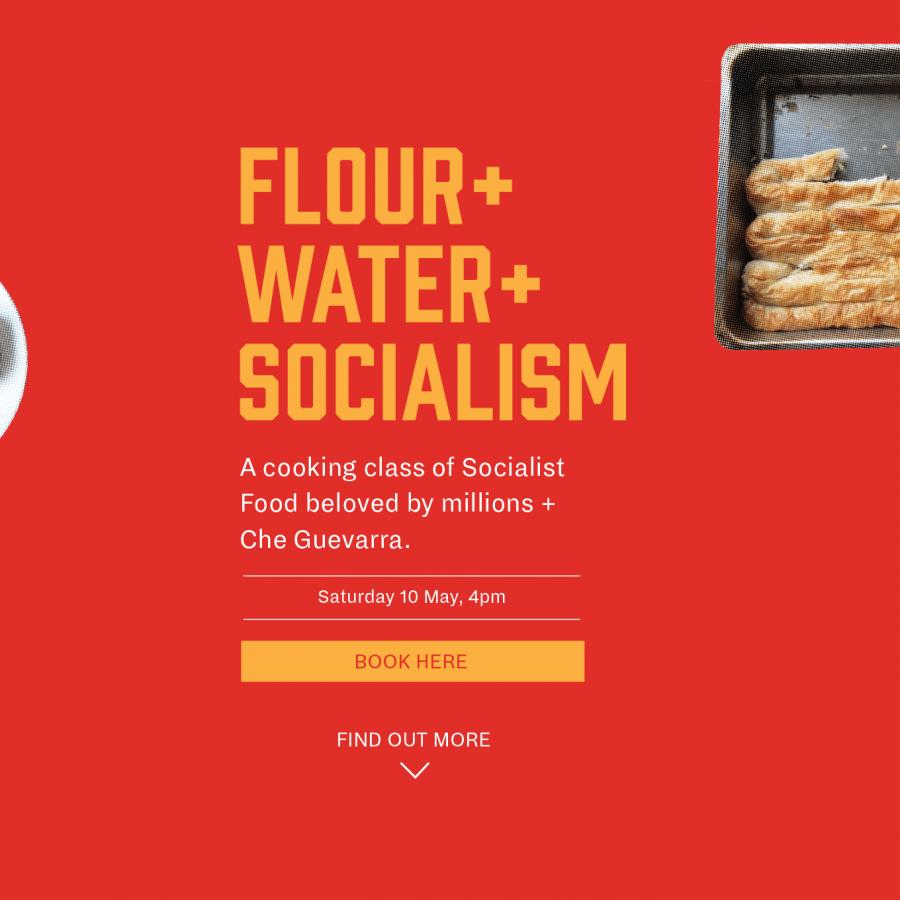 Socialist Food | Coming Soon