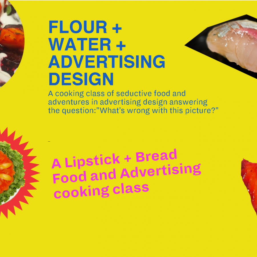 What's Wrong With This Picture? Curated Cooking Class on Food and Advertising Design