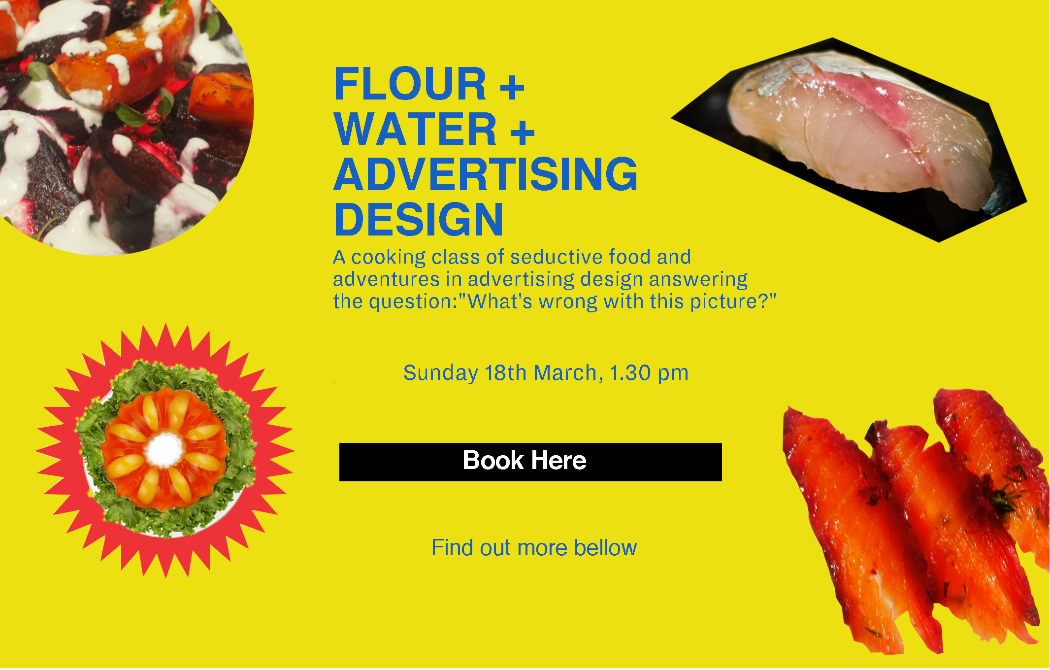 Design week whats wrong with this picture curated cooking class curated cooking class on food and advertising design forumfinder Image collections