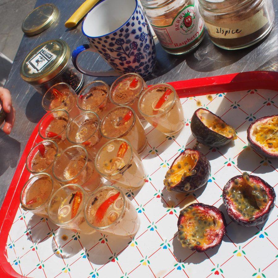 Lipstick+Bread @ Piers Festival